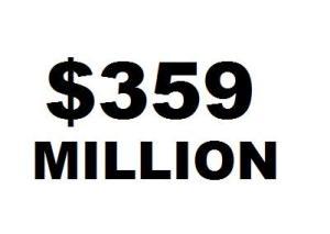 $359-Million
